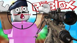 MY GIRLFRIEND SHOT ME.. | Roblox