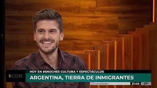 5 NOCHES   ARGENTINA, TIERRA DE INMIGRANTES