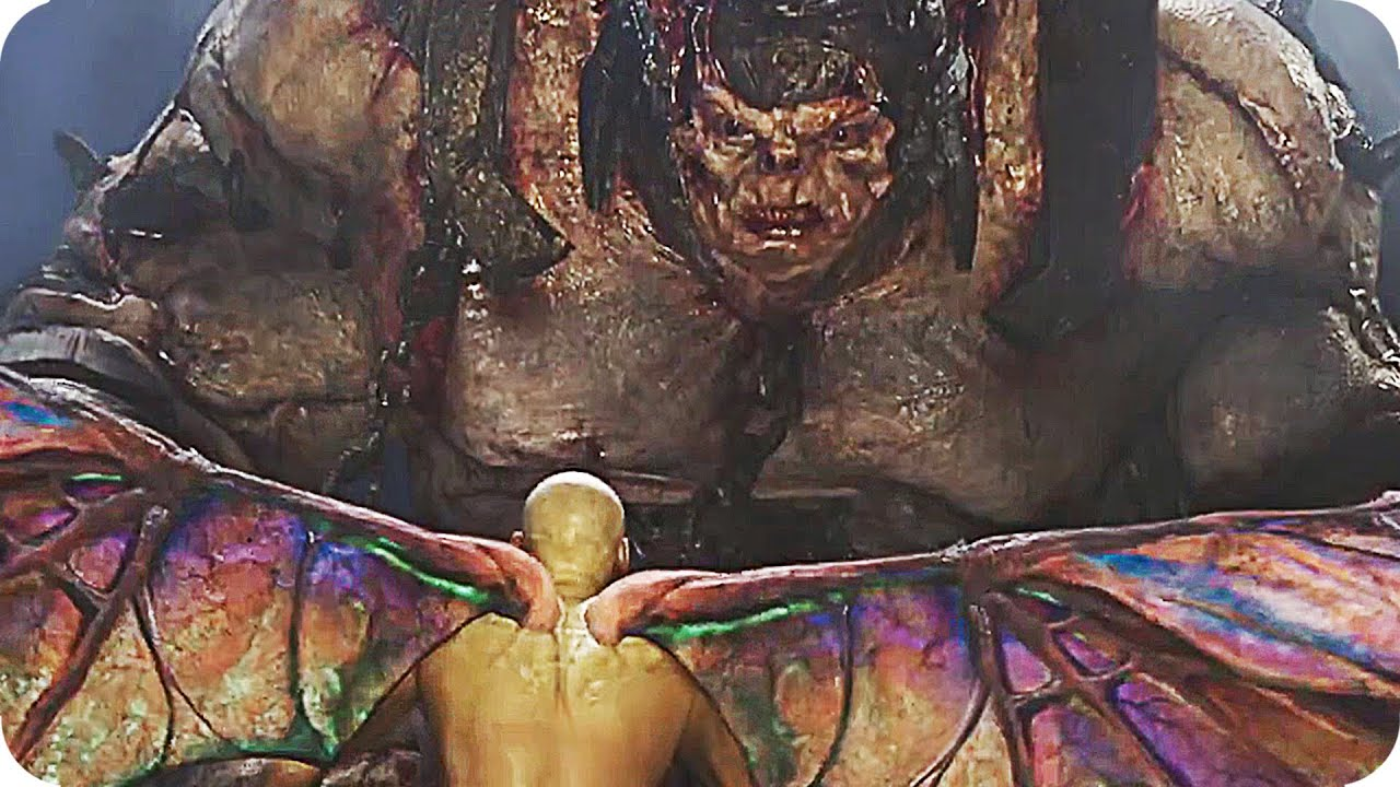 Download LEAGUE OF GODS Final US Trailer (2016) Jet Li Fantasy Movie