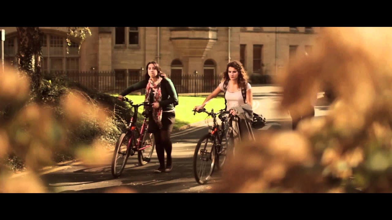 Manchester University - Autumn on Campus - Promotional Video - YouTube