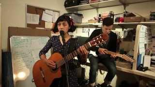 Cubicle Concerts: Foxtails Brigade