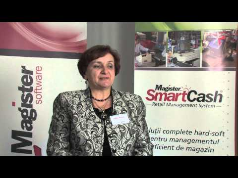 Interviu cu Adriana Nastase, director general Velvet Com, la Intalnirea Partenerilor Magister 2014