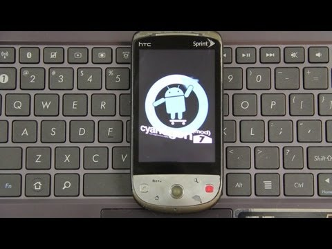 How To Install CM7.2 Nightly On The CDMA HTC Hero!