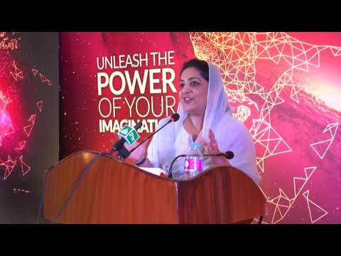 Minister of State for IT and Telecom at National Competition - Final Year Projects