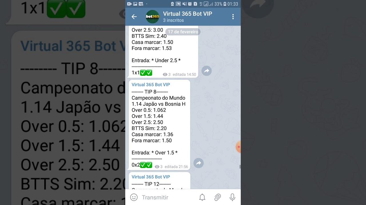 Bot  bet365