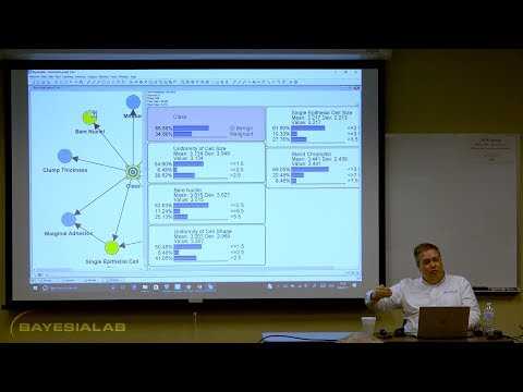 Bayesian Networks—Artificial Intelligence for Research, Analytics, and Reasoning