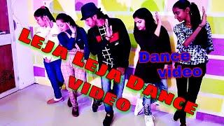 Leja Leja re | Dhvani Bhanushali | tan ishk bagchi | Dance video | choreographer jeetu Nayak | manas