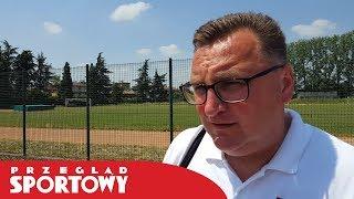 U21. Czesław Michniewicz po meczu Polska - Belgia 3:2