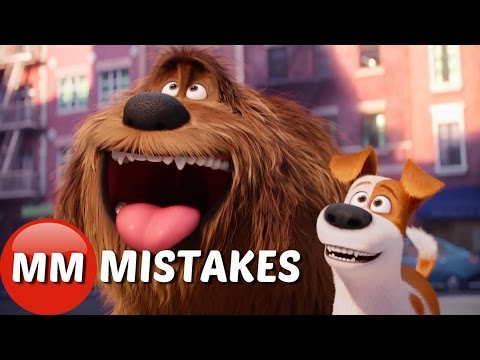 The Secret Life of PETS |   Life of Pets MOVIE MISTAKES You Missed
