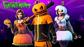 New PUMPKIN Skins! Winning in Solos! (Fortnite Battle Royale)
