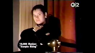 10,000 Maniacs - Scorpio Rising Music Video, 1986
