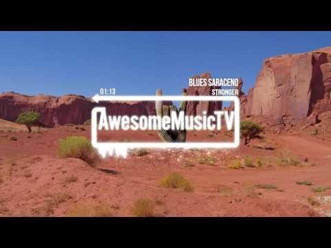 Blues Saraceno - Stronger (Desert Rock)