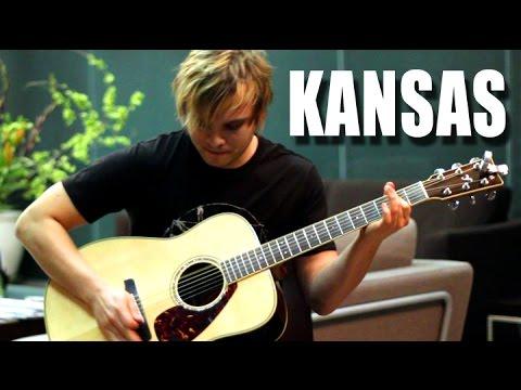 Kansas Carry On Wayward Son Guitar Version Supernatural Youtube