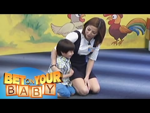Bet On Your Baby: Baby Dome Challenge with Mommy Maui and Baby Antoine