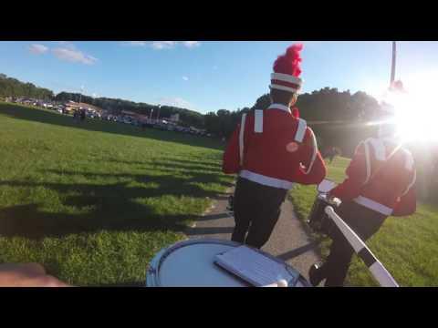 Lowell High School Marching Band Cadence | Lowell, MI