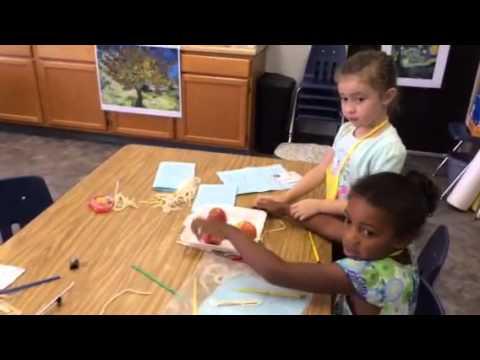 Conn Area Catholic School Kindergarten STREAM 5