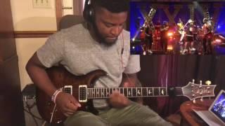 Bruno Mars-24K Magic (SNL Performance) Guitar Cover
