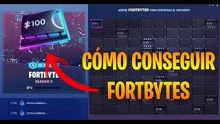 WHAT ARE FORTBYTES? HOW TO GET FORTBYTES SEASON 9 FORTNITE