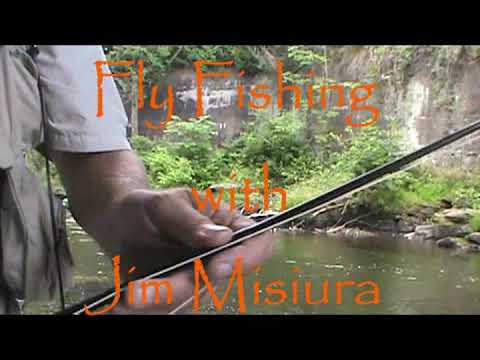 Fly Fishing Urban Nymphing With Jim Misiura