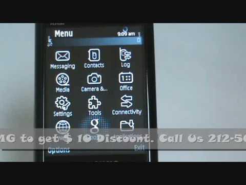 Samsung i8510 INNOV8 16G from Exoticphone.com