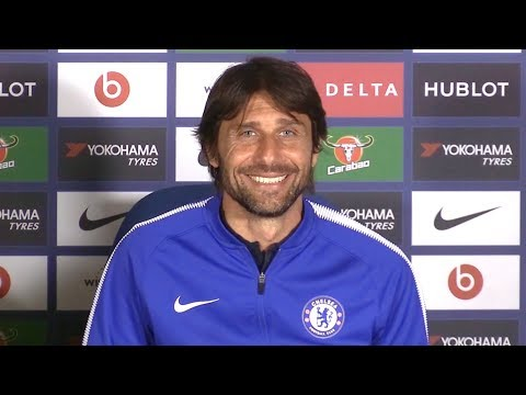 Chelsea 1-1 Huddersfield - Antonio Conte Full Post Match Press Conference - Premier League