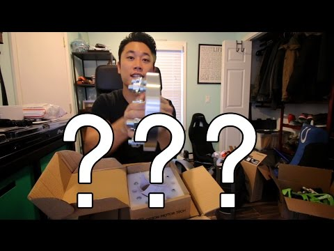 Mystery Unboxing Ep.1 - iPhone, Spacers, LEDs