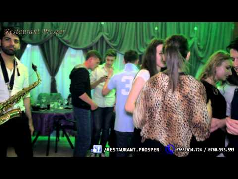 Vali Cobzaru - Traim viata ca sultanii LIVE @Restaurant Prosper
