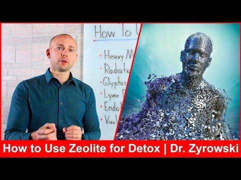 How To Use Zeolite For Detox | Clinoptilolite Zeolite