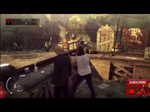 Hitman Absolution : Kane and Lynch Easter Eggs