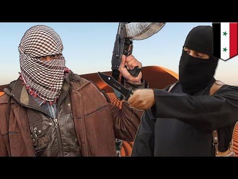 ISIS Vs Al Qaeda: ISIS Brigade Falls To Pieces After Meeting With Al Qaeda Suicide Bomber
