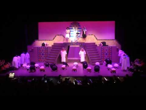 Joseph and the Amazing Technicolor Dreamcoat 2017 - Thursday - Act 2