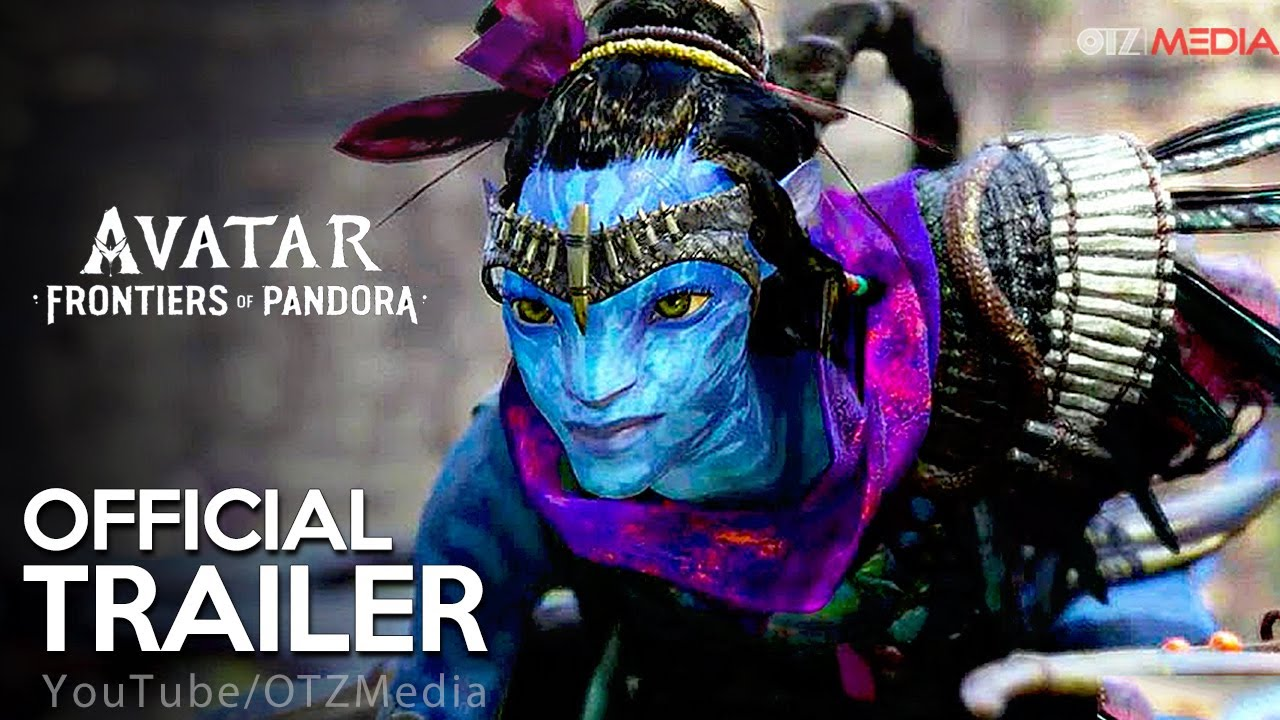 AVATAR 2022 Official Trailer | Frontiers of Pandora | Action PS5 Game