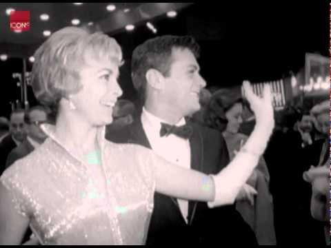 Burt Lancaster and Elizabeth Taylor at the 1961 Academy Awards