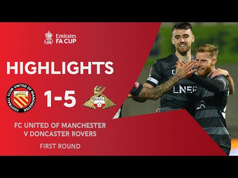 FC United Doncaster Goals And Highlights