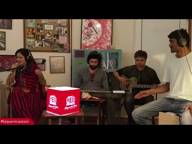 Dhanno | #LalPariMastani🔴 | #Unplugged | Sona Mohapatra