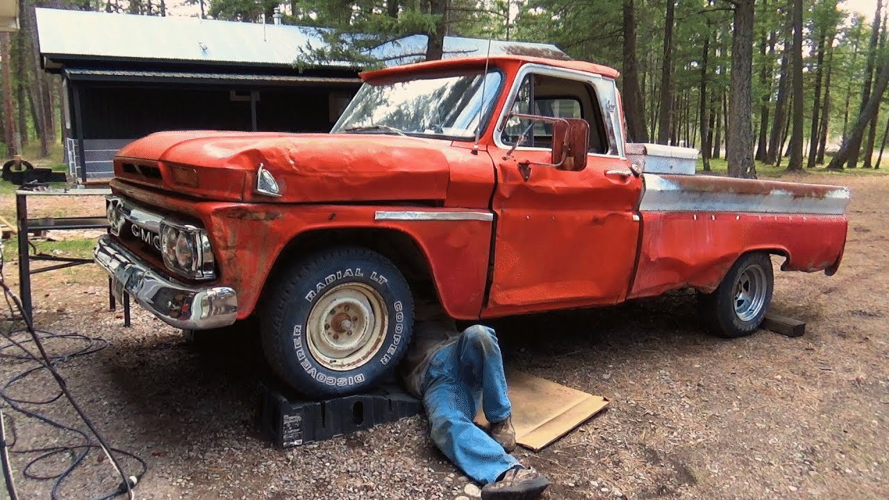 what we ve been doing the 64 gmc 305 v6  [ 1280 x 720 Pixel ]