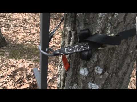 Lone Wolf Alpha Tech Hang On Treestand
