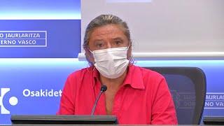 Euskadi hace coincidir la tercera vacuna contra la Covid con la de la gripe