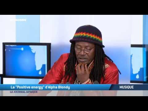 """TV5MONDE : La """"Positive Energy"""" d'Alpha Blondy"""