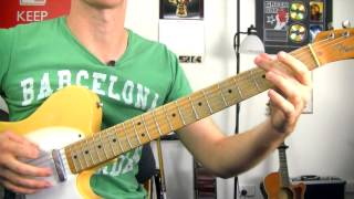 Lonely Boy ★ The Black Keys ★ Guitar Lesson - Rock Guitar Riff Tutorial