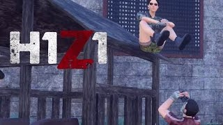 H1Z1: Perverts busted - Battle Royale funny moments and fails #1