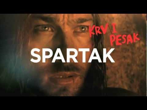 Promo B92 - Spartak - Krv i pesak!