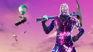 Live Fortnite PS4! Galaxy skin