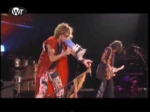 Aerosmith Just Push Play Live Tokyo 2002