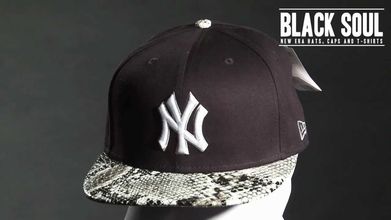 Boné New Era 950 Snapback aba reta New York Yankees