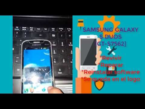 Samsung Galaxy S Duos S-7562 Softwares