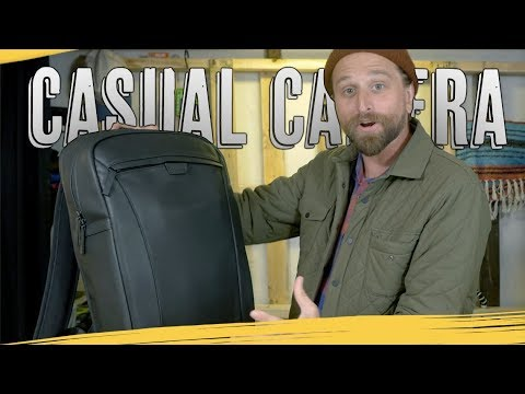 EPIC CASUAL CAMERA BACKPACK