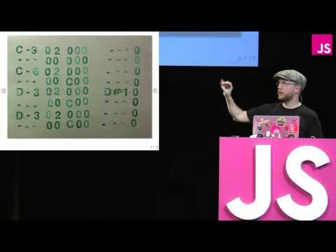 Jan Krutisch: JavaScript Patterns For Contemporary Dance Music -- JSConf EU 2013