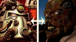 Fallout 1.5 Resurrection мечта олдфага