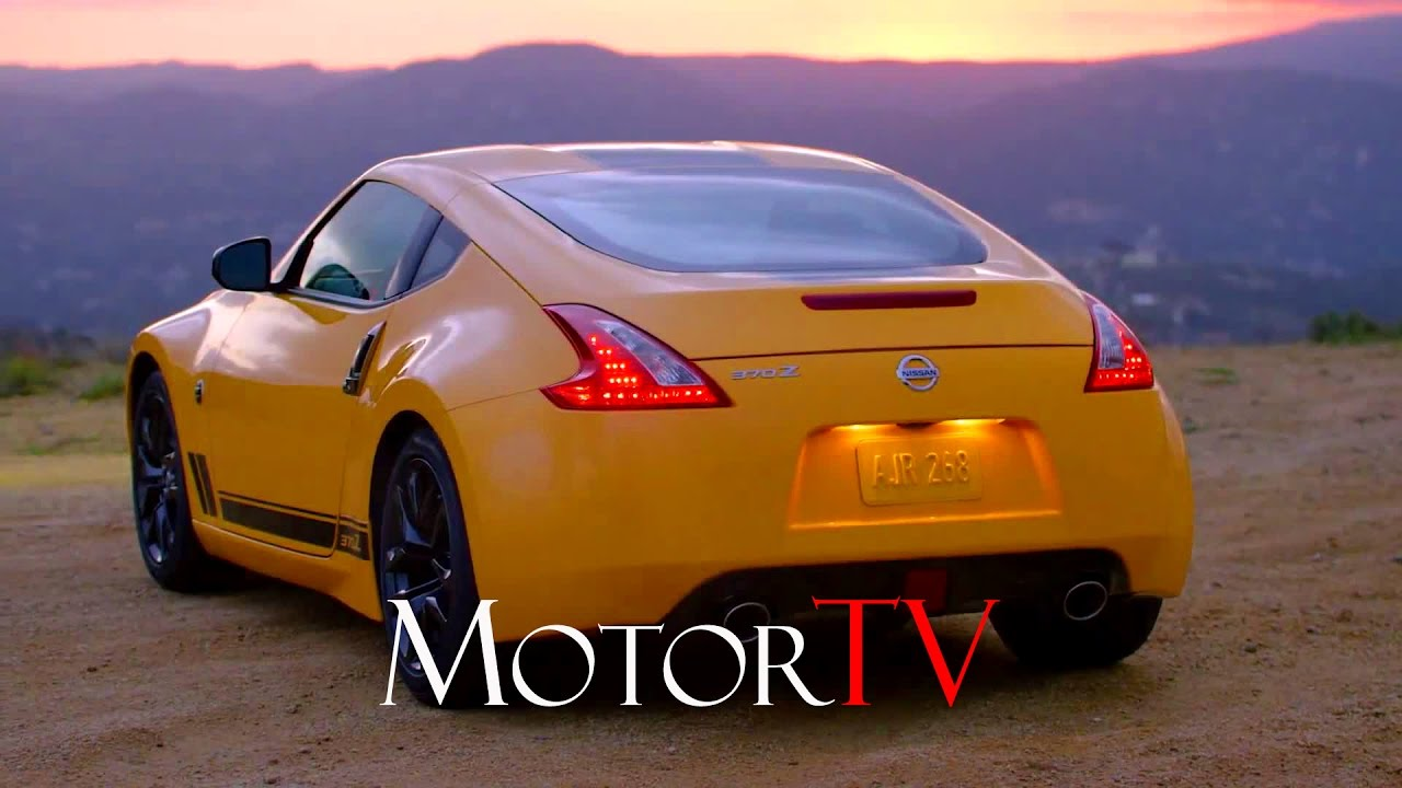 New 2018 Nissan 370z Heritage Edition L Driving Scenes L Beauty Shots